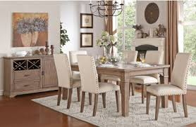 dorham rustic dining room furniture