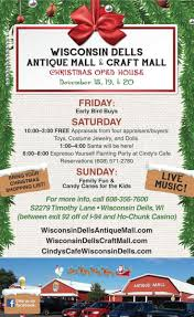 wisconsin dells craft mall events