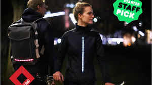 light cycling jacket lumo be seen city cycling apparel by doug bairner u2014 kickstarter