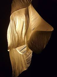 Paper Light Fixtures Paper Light Shades Design By Tomoyo Kawata In