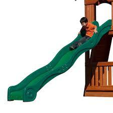 backyard discovery slide backyard discovery speedy slide totally swing sets