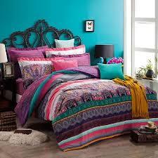 Indian Inspired Bedding Bedding Amusing Bohemian Style Bedding 612m2bktp9sl Sx355 Jpg