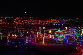 broken arrow christmas lights celebrate christmas in tulsa the oracle