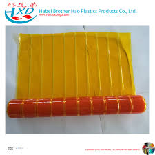 Accordion Curtain Pvc Strip Curtain