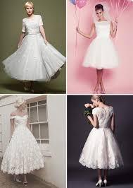 50 s style wedding dresses 50s wedding dress
