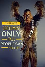 Chewbacca Halloween Costumes Halloween Costumes Tall Pull Tallslim Tees