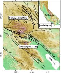 United States Fault Lines Map by Rapid Mapping Of Ultrafine Fault Zone Topography With Structure