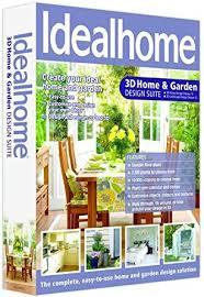 3d Home Garden Design Software Ideal Home 3d Home U0026 Garden Design Suite 12 Amazon Co Uk Software