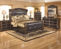 Queen Bedroom Set With Mirror Headboard B175 Queen Bed Dresser Mirror U2013 United Furniture