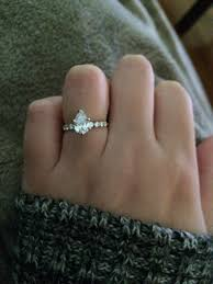 size 6 engagement ring show your oval or pear rings 1ct 2ct on size 6 finger weddingbee
