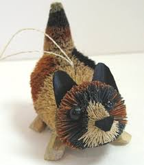 brushart bristle brush buri animals and hanging ornaments