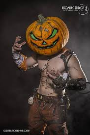 Borderlands 2 Halloween Costumes Krieg Borderlands 2 Halloween Cosplay
