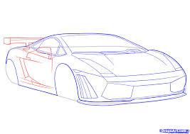 cartoon lamborghini logo how to draw a lamborghini step by step cars draw cars online