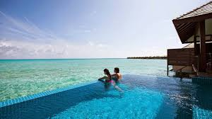 maldives deluxe water villa luxury pool villas maldives hideaway
