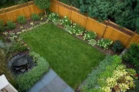Small Backyard Landscaping Triyae Com U003d Small City Backyard Landscaping Ideas Various