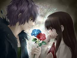 wallpaper anime lovers anime couples wallpaper group with 69 items
