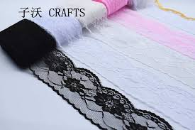 wide lace ribbon 10 yards lace embroidery 6 cm wide lace ribbon diy toys jewelry