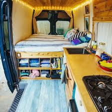 Camper Interiors 90 Interior Design Ideas For Camper Van Sustainable Living