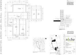 new builds bungalow niche architecture