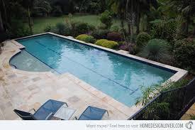 Pools Backyard 15 Fascinating Lap Pool Designs Home Design Lover