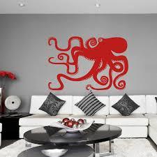 octopus home decor octopus love handmade reclaimed wood wall art