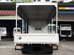 mitsubishi truck canter mitsubishi fuso canter fe83 new 5 yr coe singapore