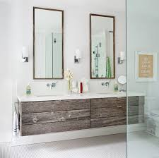 Bathrooms Vanities Bathroom Reclaimed Wood Bathroom Vanity Modern Vanities Cabinets