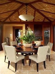 Circular Dining Room Tables - contemporary round dining room table decor outstanding image of