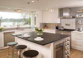 Pictures Of Kitchens With White Cabinets And Black Countertops Pearl White Pentalquartz