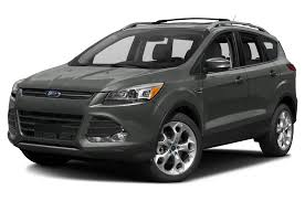 Ford Escape White - 2016 ford escape titanium 4dr 4x4 specs and prices