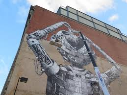 phlegm for provocare melbourne streetartnews streetartnews melbourne weather over a week to complete the four storey mural the tricky project was executed by cspa events marketing director chrissie maus