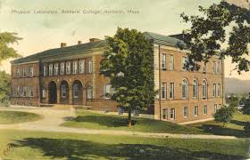 amherst college postcards 1900 1909 frederick