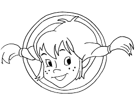 kids n fun com 13 coloring pages of pippi longstocking