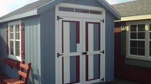 Lifetime Products Gable Storage Shed 6402 by Garden Shed In Hayward Wi Youtube