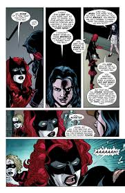 Hit The Floor Ao3 - batwoman trial by blood chapter 1 progman batwoman comic