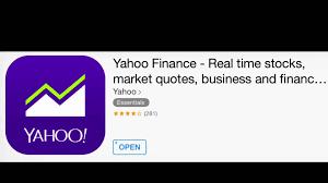 Yahoo Finance Yahoo Finance App Review