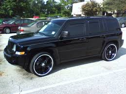 jeep patriot mods dillicious1981 2007 jeep patriot s photo gallery at cardomain