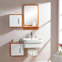 Hanging Bathroom Vanities Buy Pvc Bathroom Vanity And Get Free Shipping On Aliexpress Com