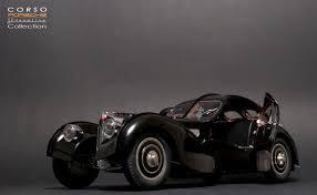 bugatti type 1 cmc 1938 bugatti type 57sc atlantic black dx classic vintage