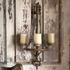 eagle home interiors park hill collection metal wall sconce candleholder xh1479 eagle
