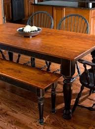 Cherry Wood Dining Room Set Dark Cherry Dining Table Foter