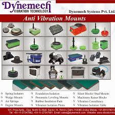 Anti Vibration Table by Dynemech Antivibration Mounts Youtube