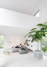Modern Modular Sofas by Living Room Broadway Open Plan Living Room Features Exposed Beam