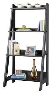 Ladder Style Computer Desk by Amazon Com Bush Furniture Alamosa Ladder Bookcase Kitchen U0026 Dining