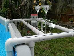 build a great shelf for your above ground pool above ground pool