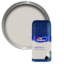 dulux trade trade white matt emulsion paint 10l departments