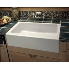Kohler Apron Front Kitchen Sink Kitchen Appealing Ideas For Kitchen Decoration With Curve Steel