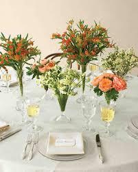 Wildflower Arrangements by 39 Simple Wedding Centerpieces Martha Stewart Weddings