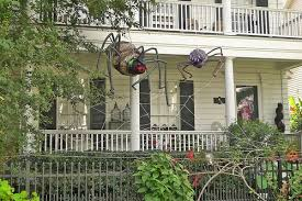 Decorated Homes For Halloween Spot Some Of The Best Halloween Decorated Houses In The Houston