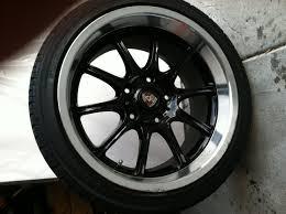 porsche wheels 18